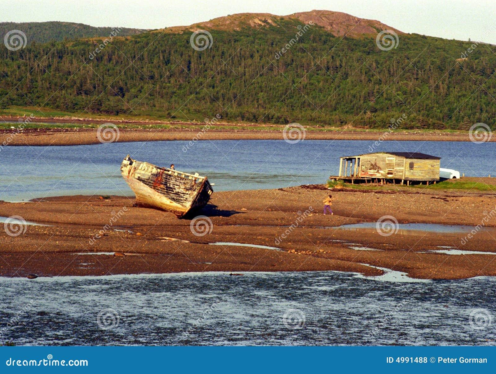 кораблекрушение newfoundland