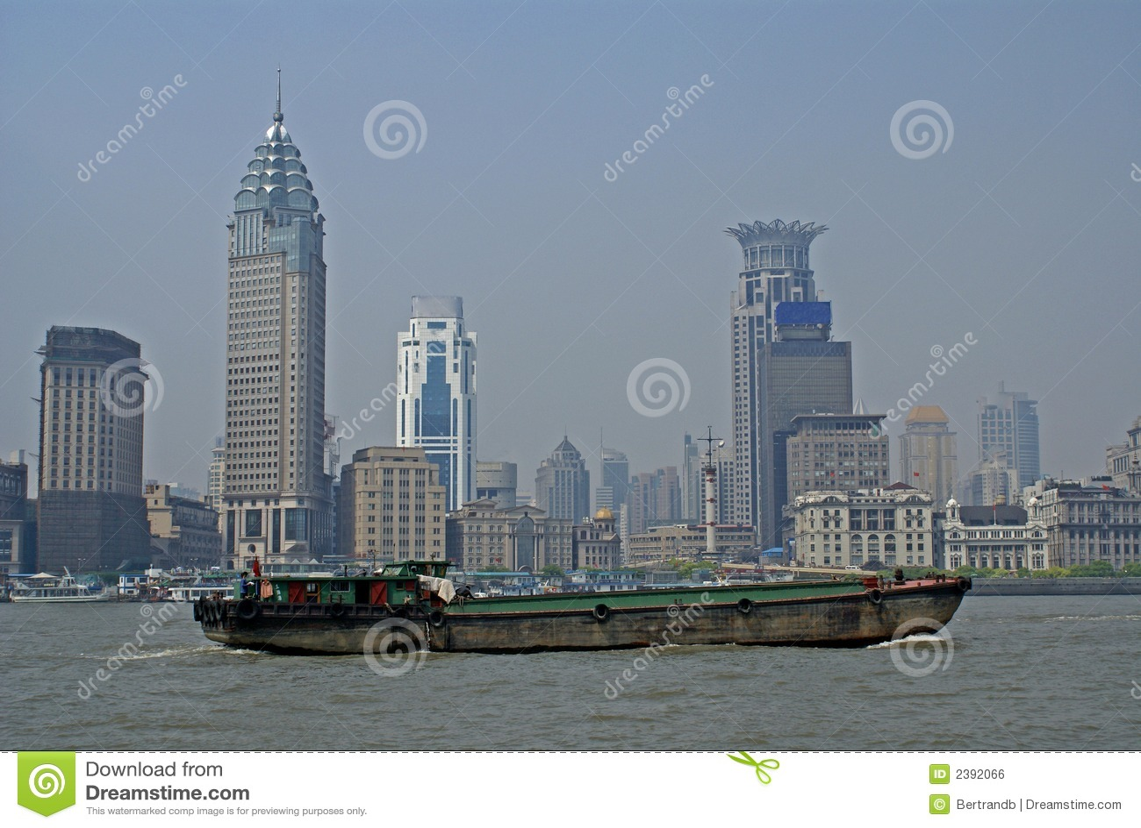 корабль shanghai груза