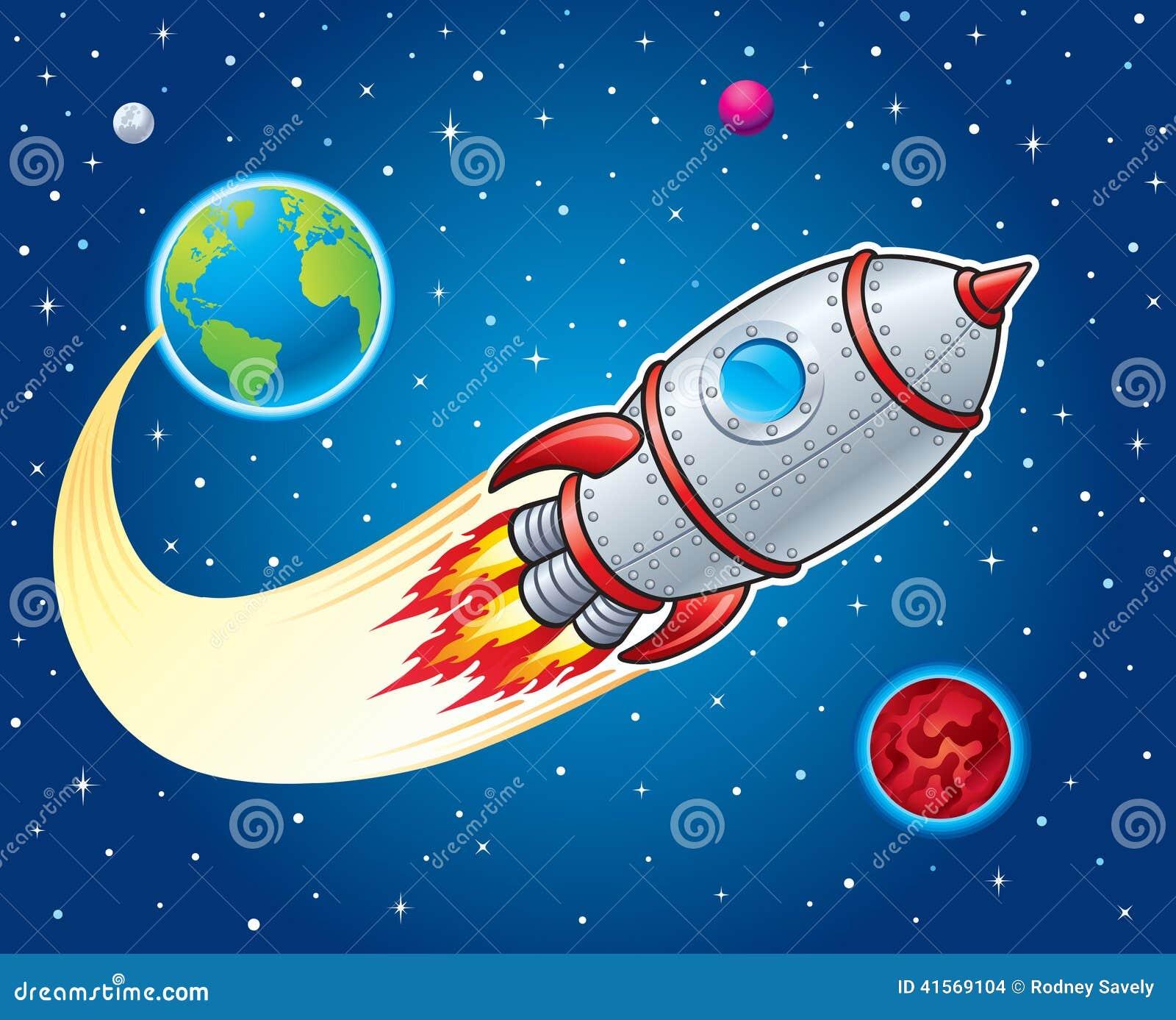 Рисунок космическая планета