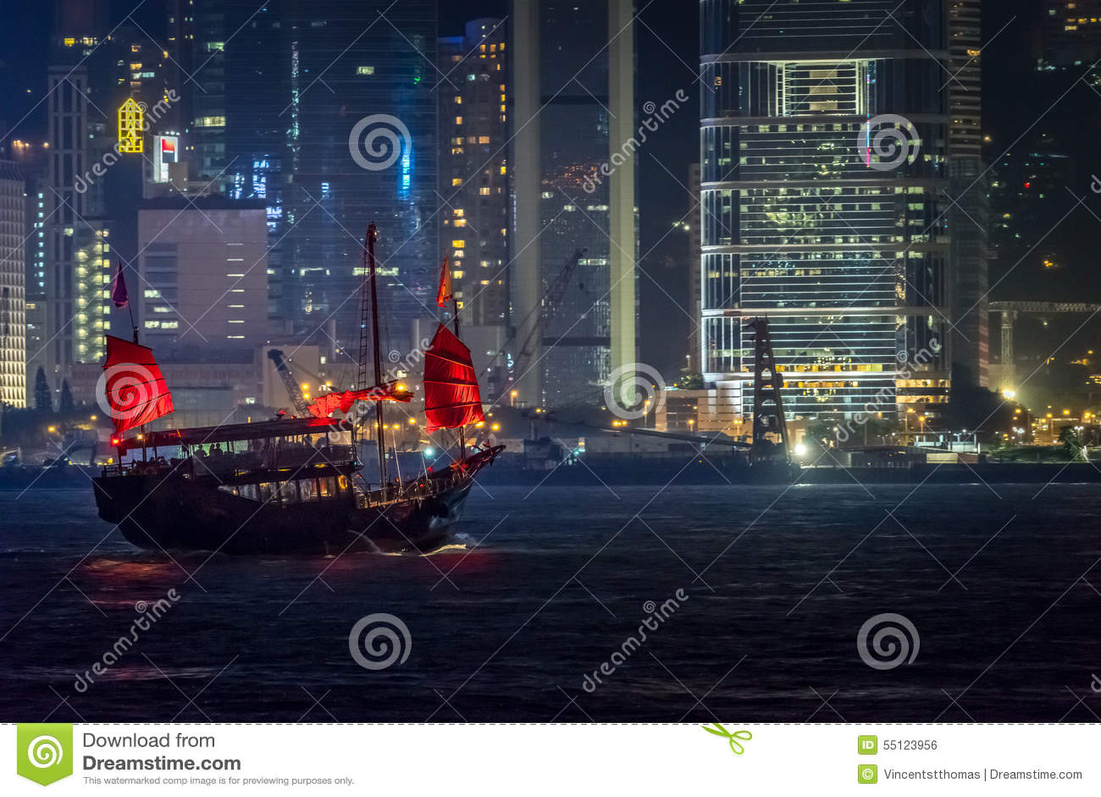 Корабль старья Гонконга