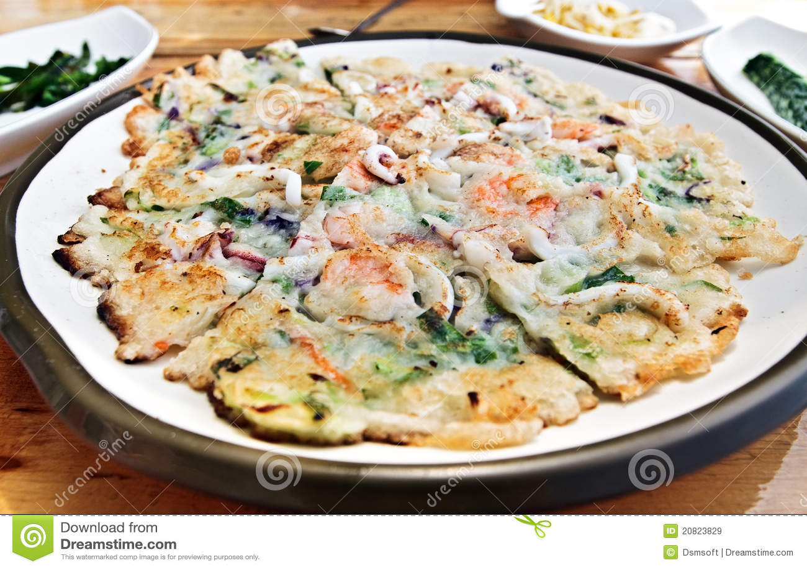 корейский тип пиццы