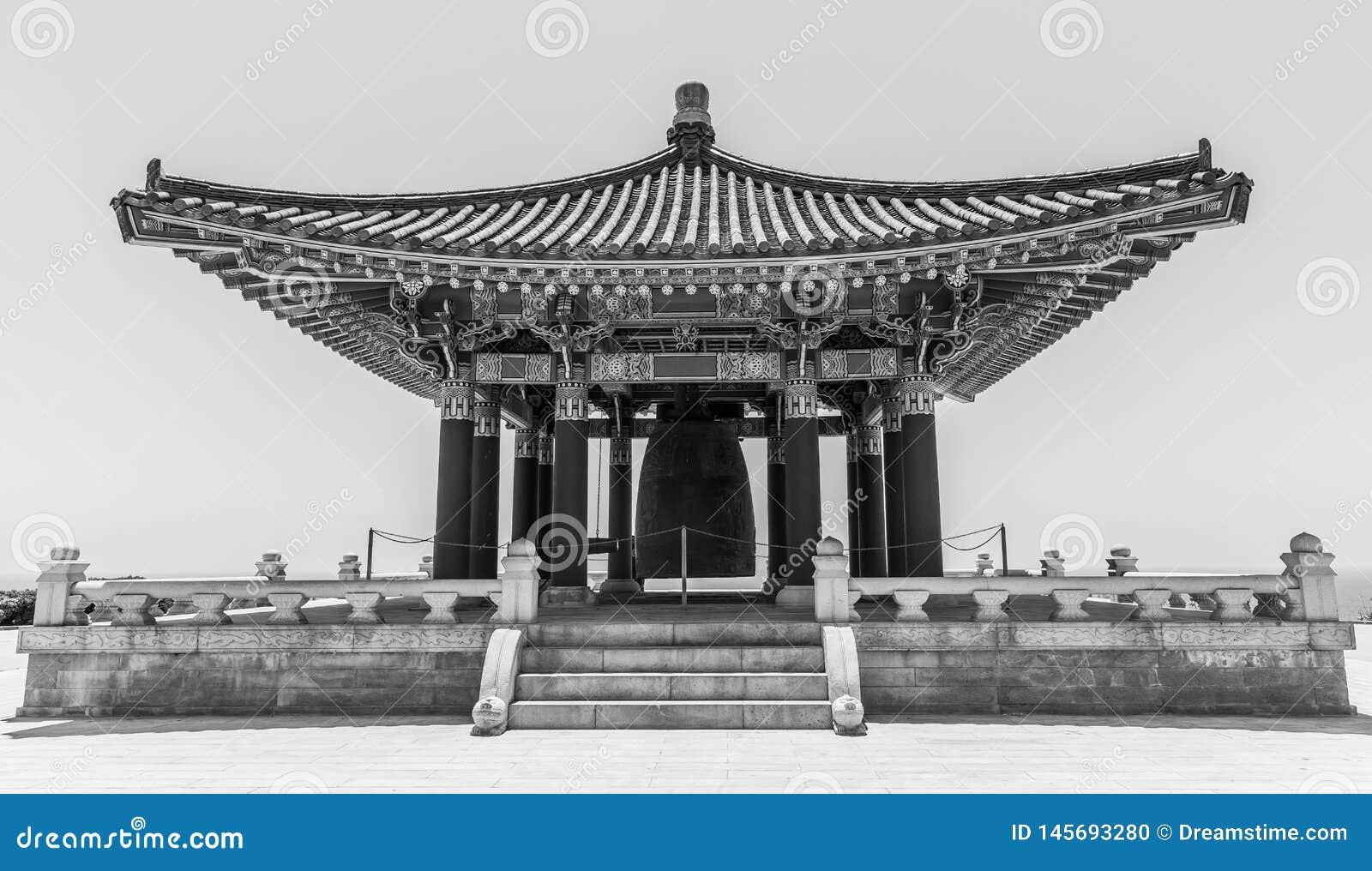 Корейское приятельство колокол