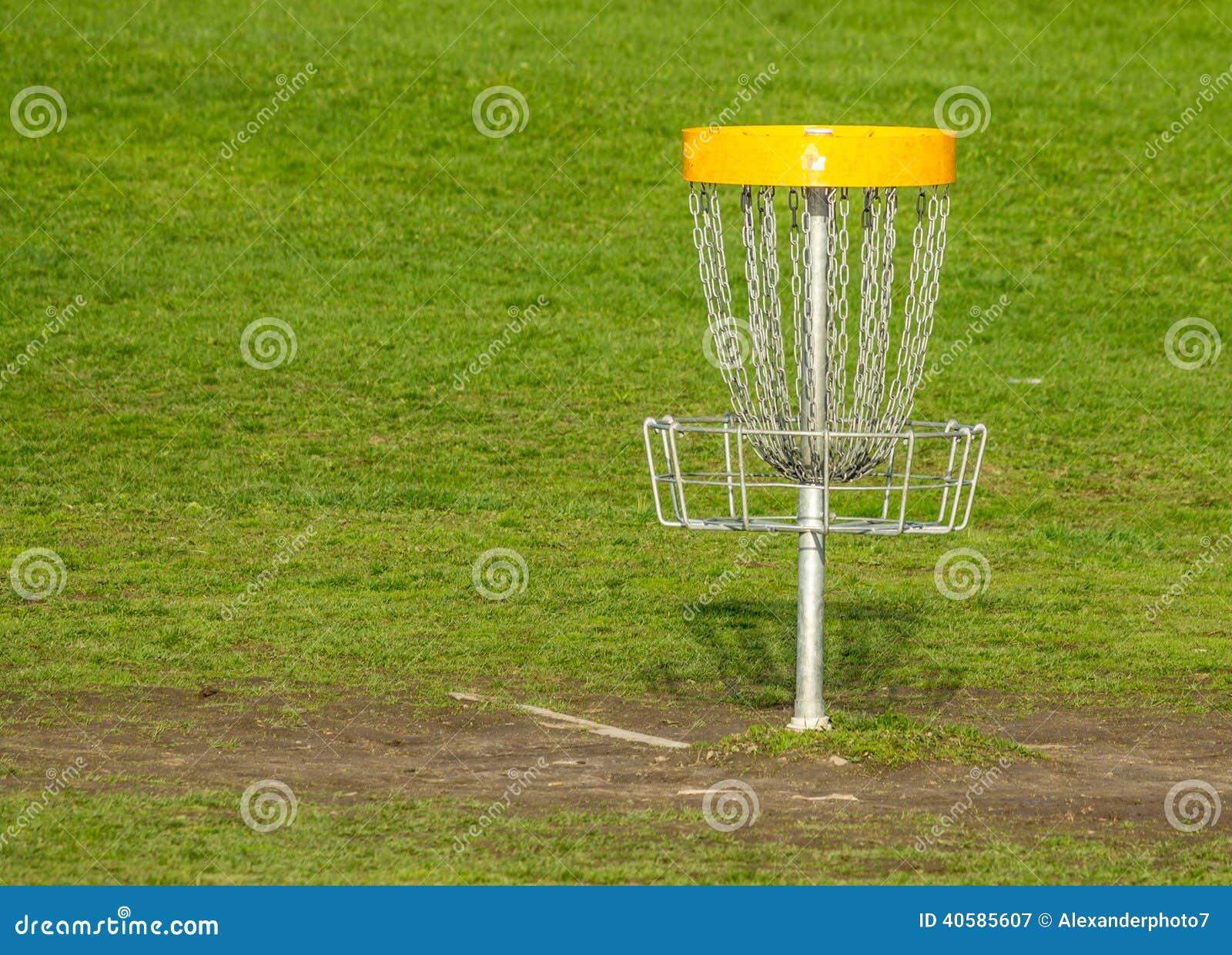 Корзина гольфа Frisbee