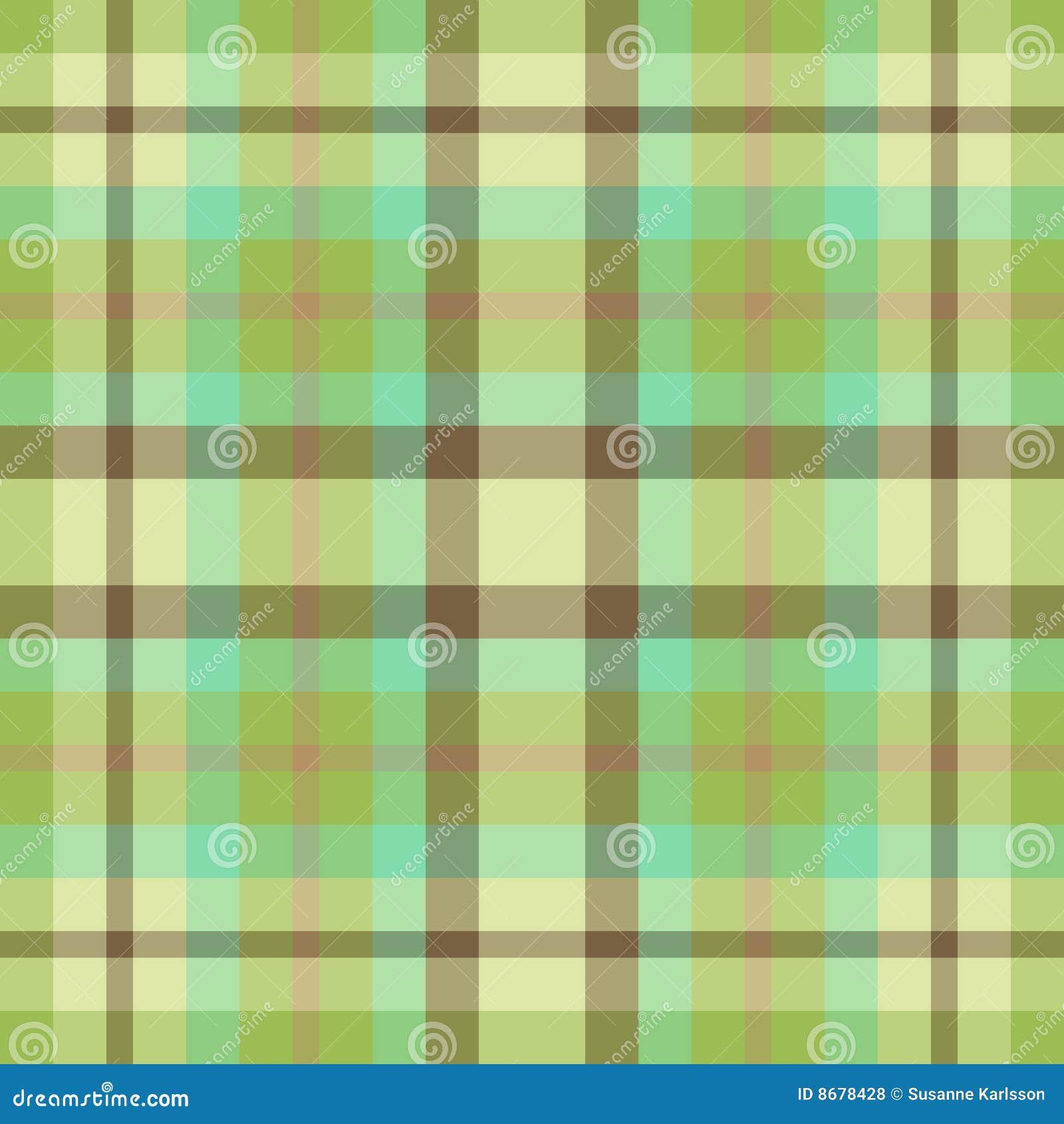коричневая зеленая шотландка