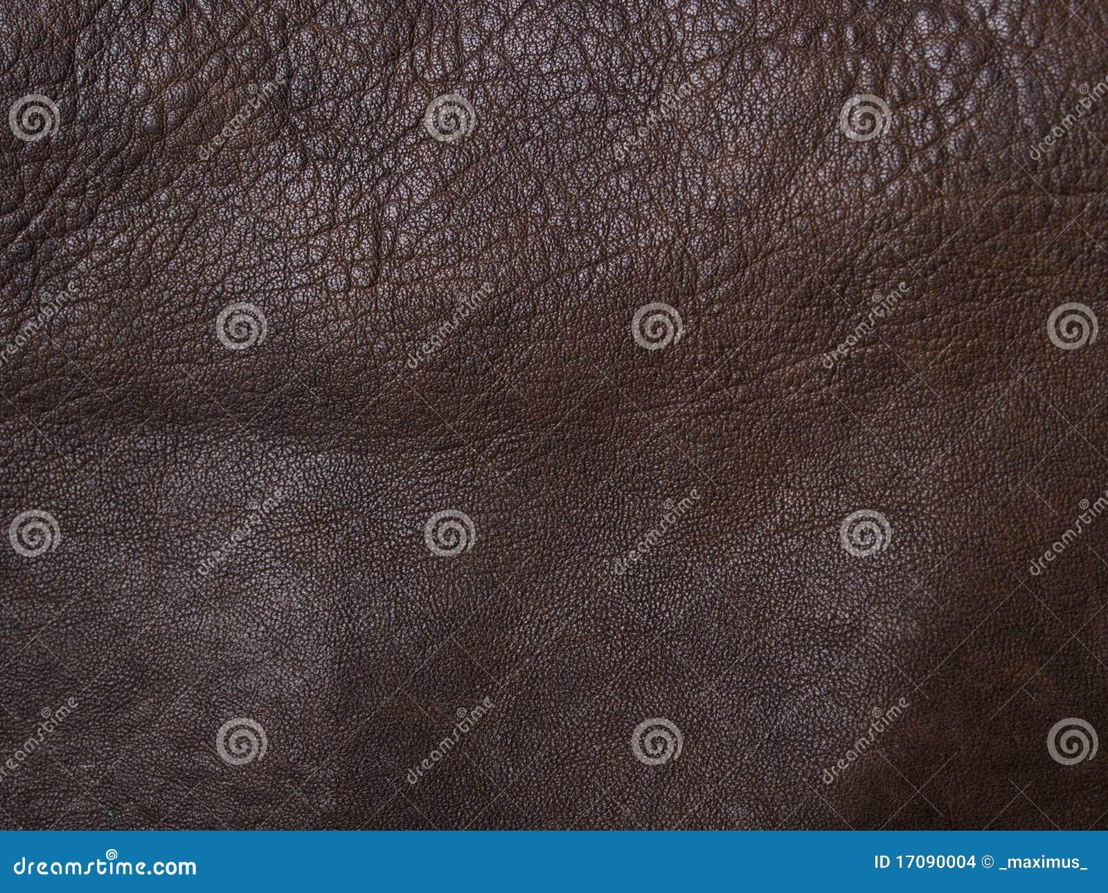 коричневая кожаная нежность