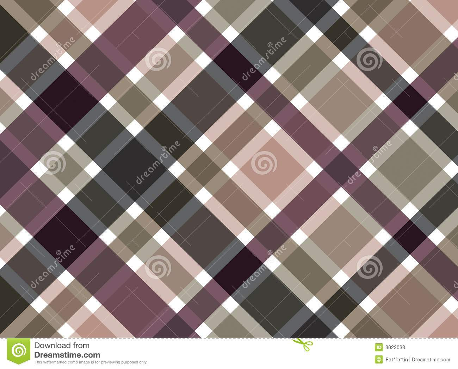 коричневая шотландка картины кофе