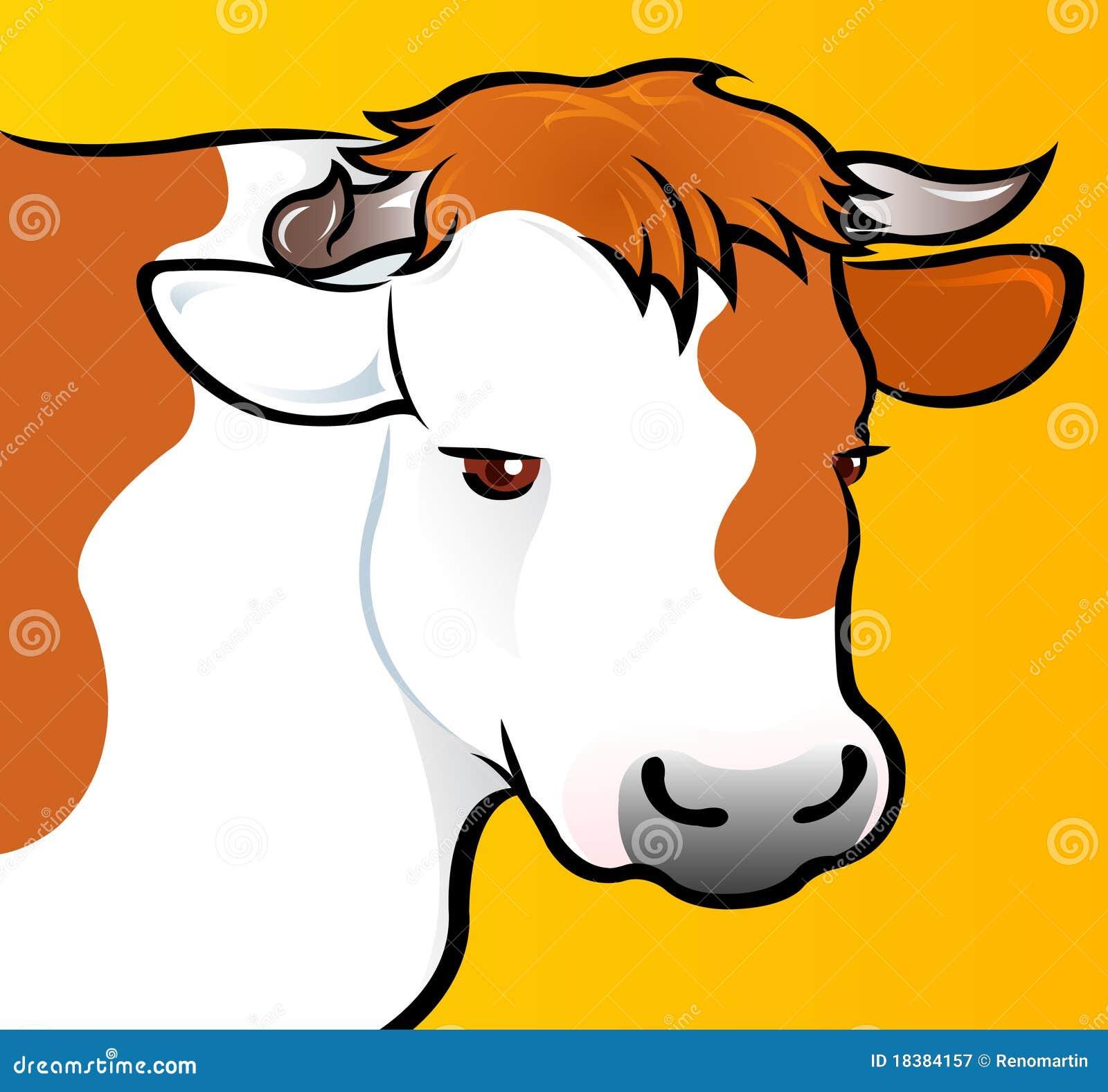корова головной s