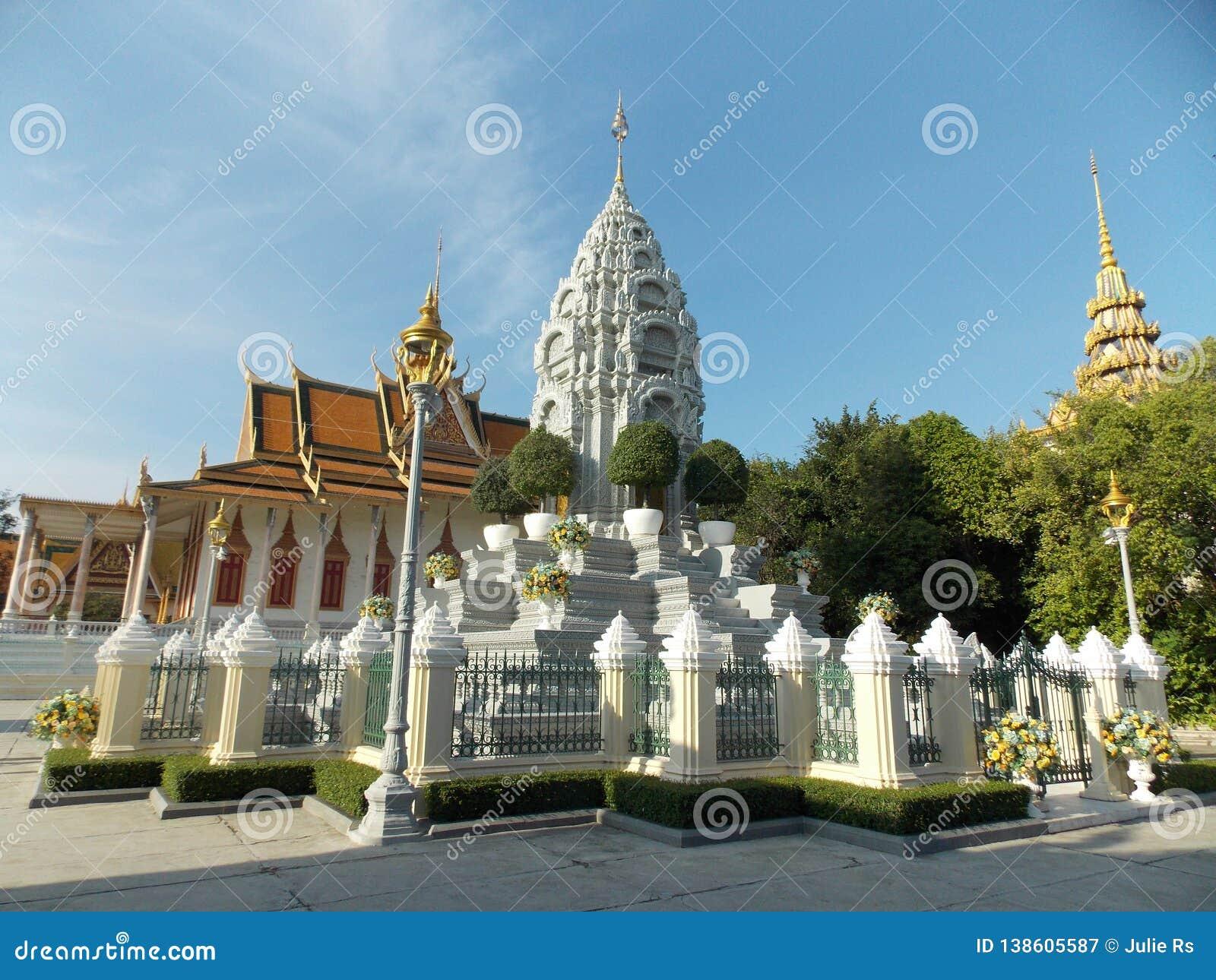 Королевский дворец, Камбоджа