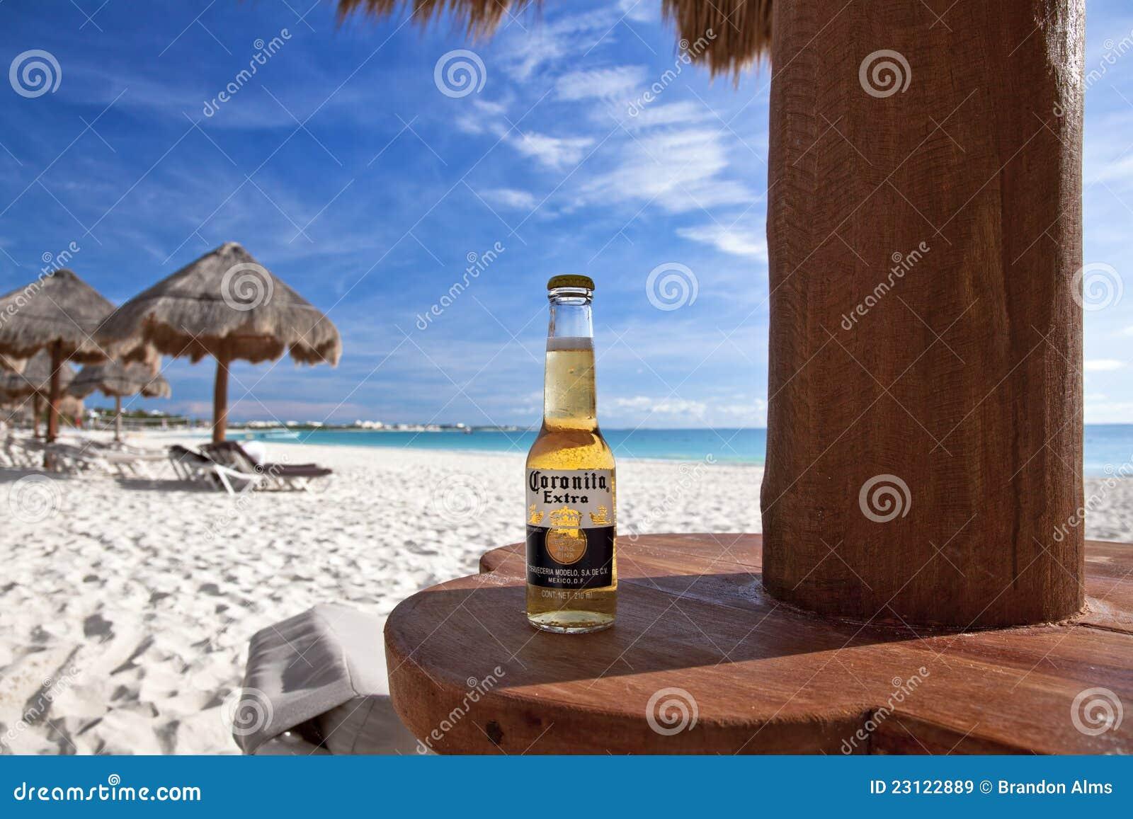 корона пляжа