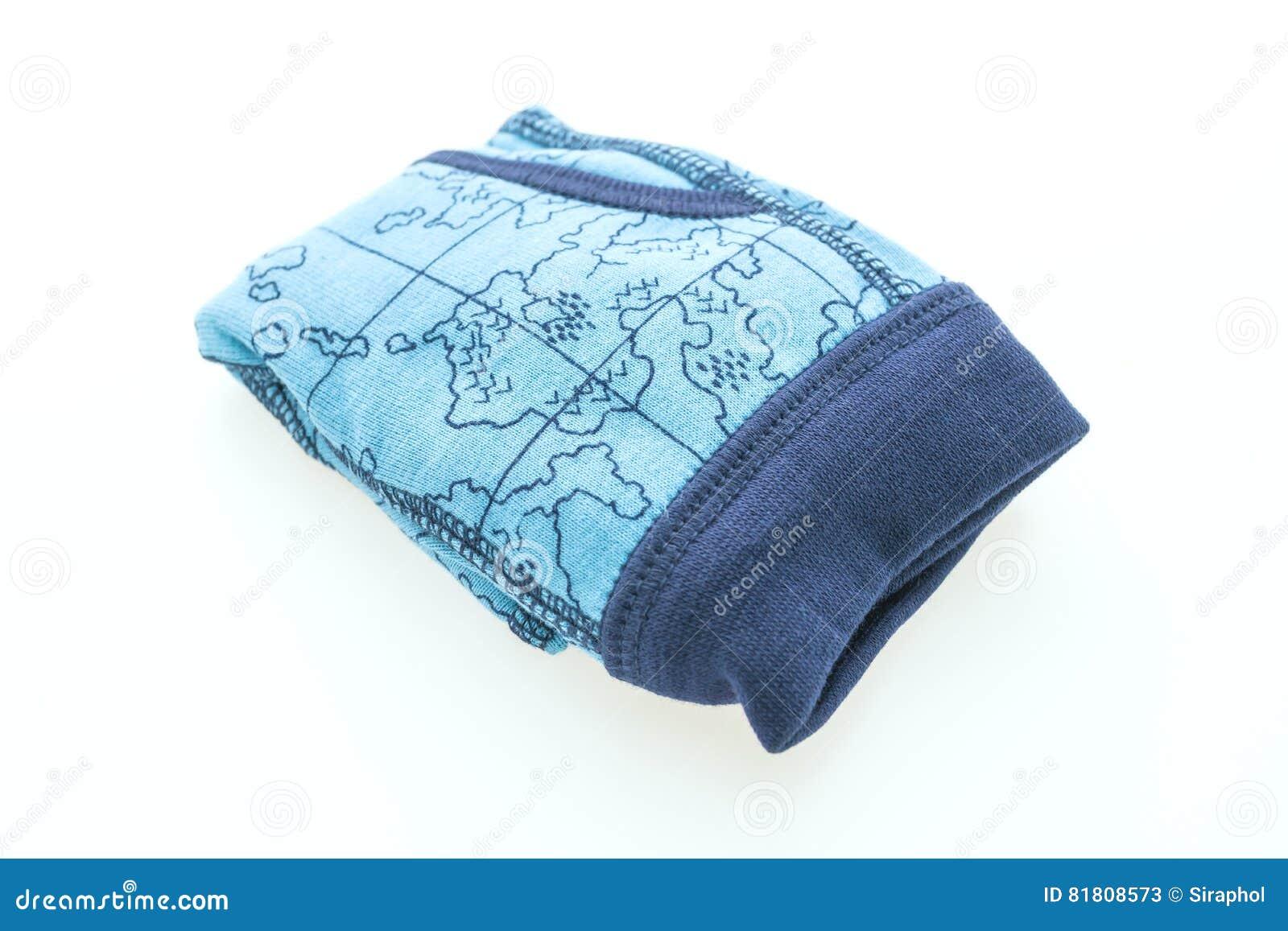 Короткое нижнее белье для ребенк и мальчика
