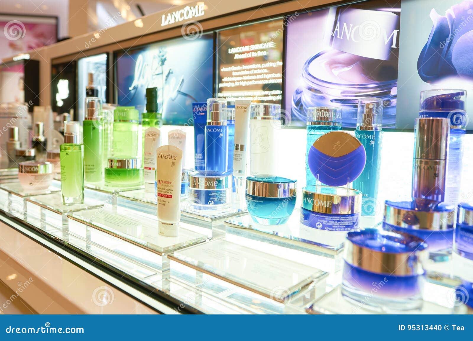 Косметика в гонконге что купить где купить косметику и парфюмерию