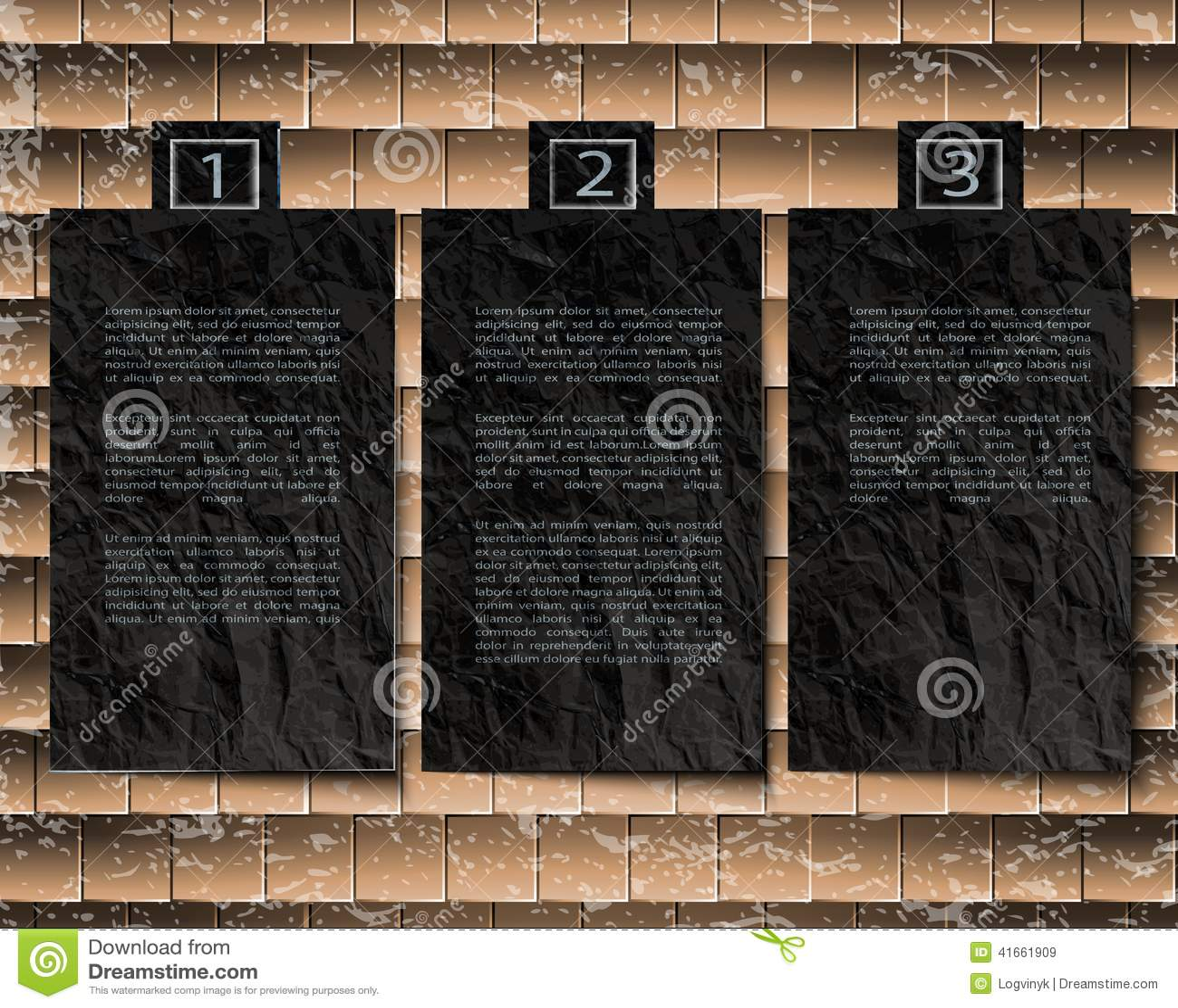 Космос вырезывания бумажный для текста на предпосылке