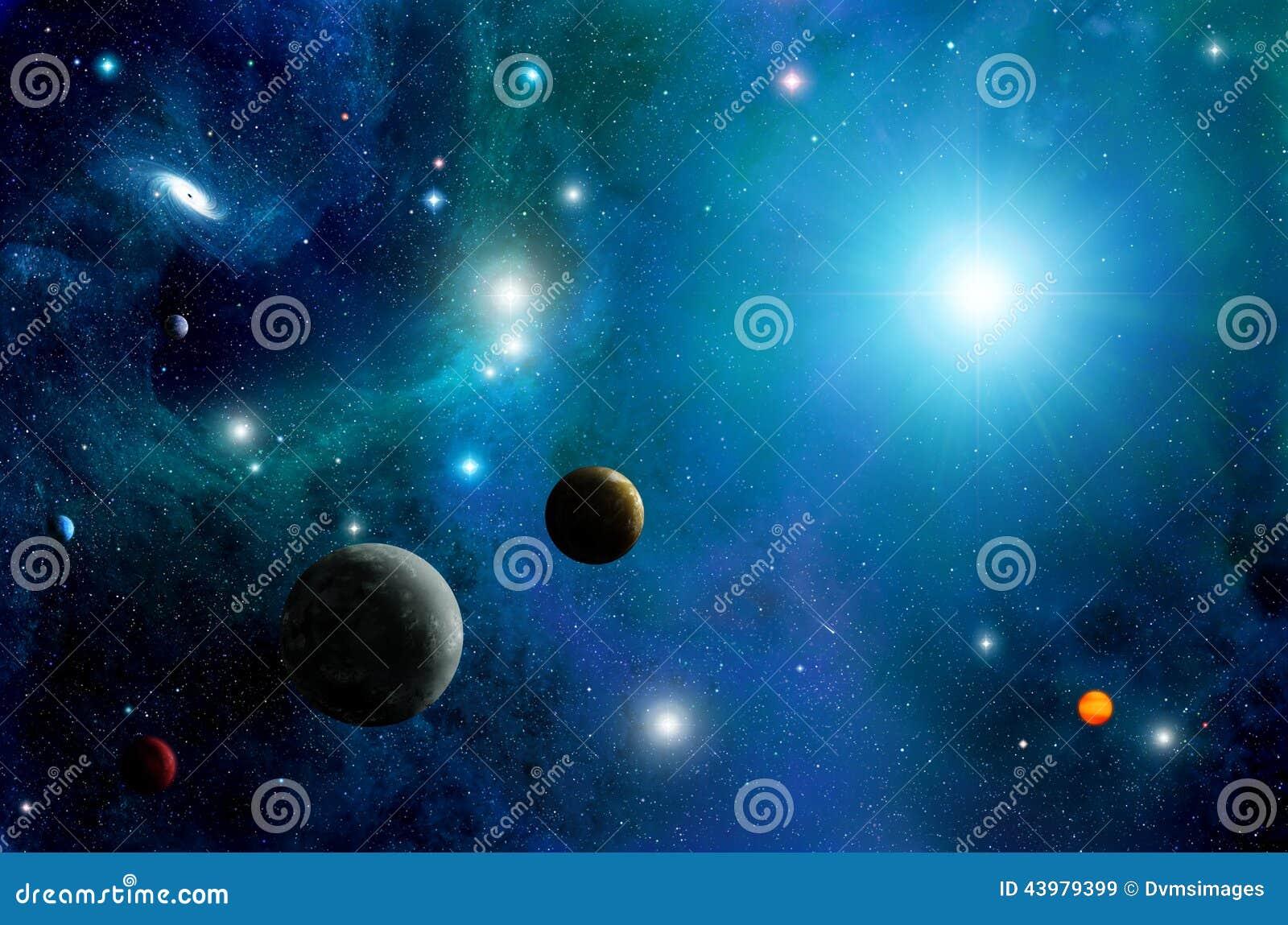Космос Солнце и предпосылка звезд