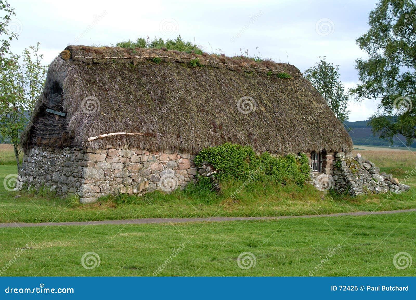 коттедж 3 culloden leanach Шотландия