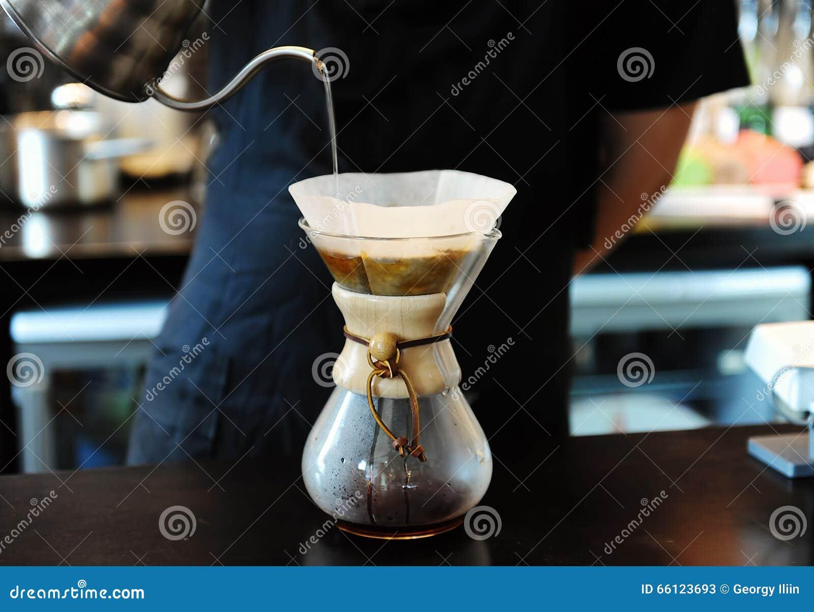 Кофе заваривать Barista