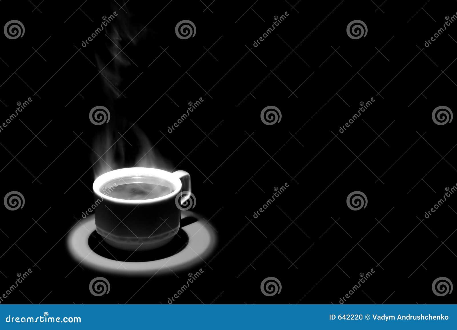 Download кофе стоковое фото. изображение насчитывающей питье, горяче - 642220