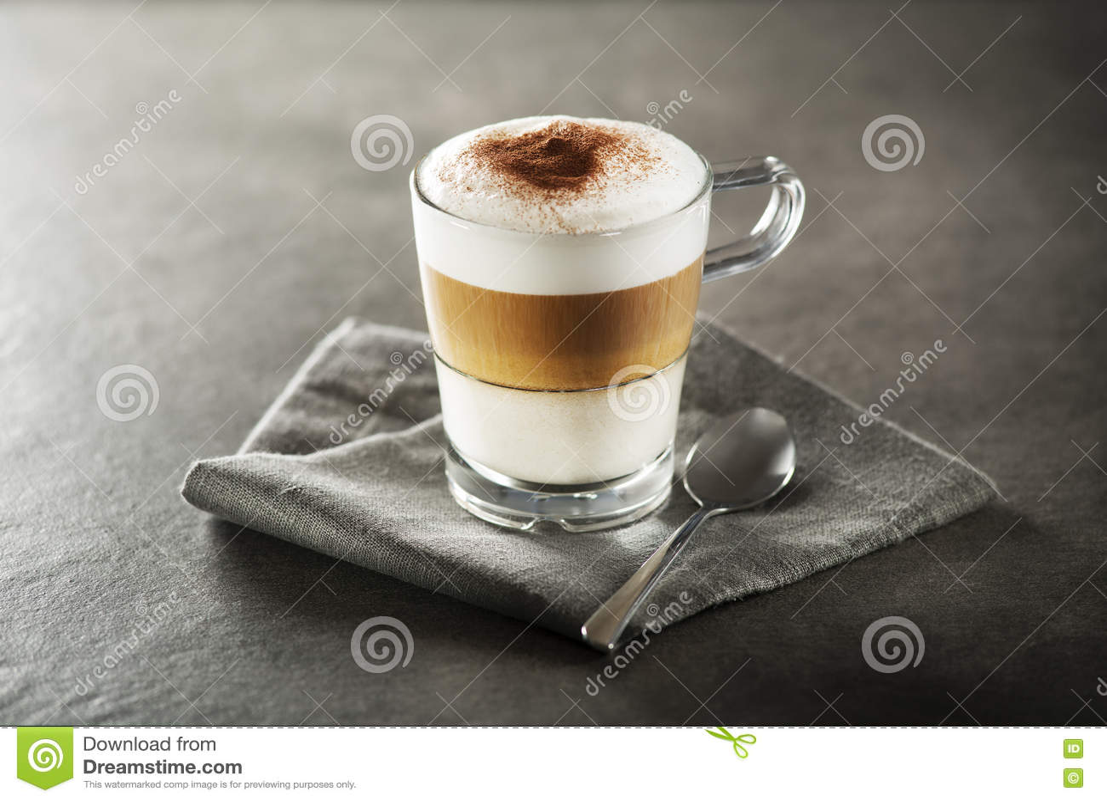 Кофе macchiato Latte