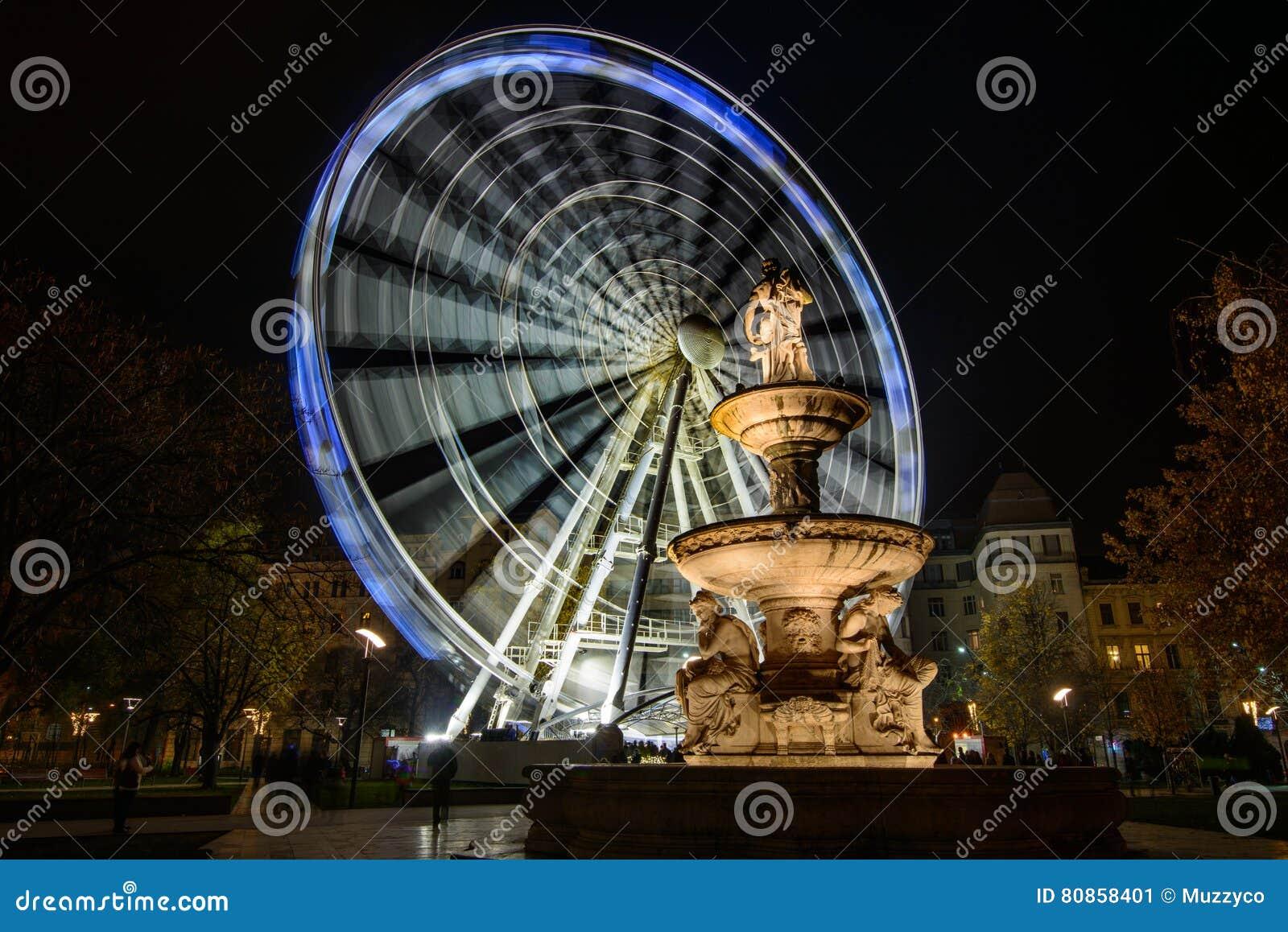 Колесо Будапешта Ferris