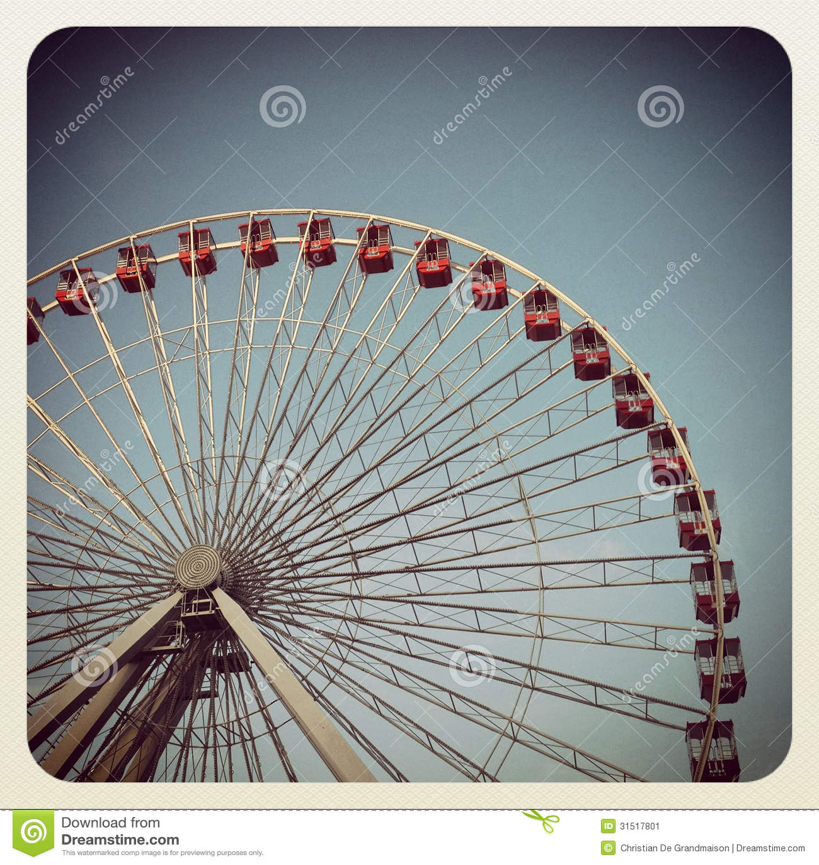 Колесо Чикаго Ferris