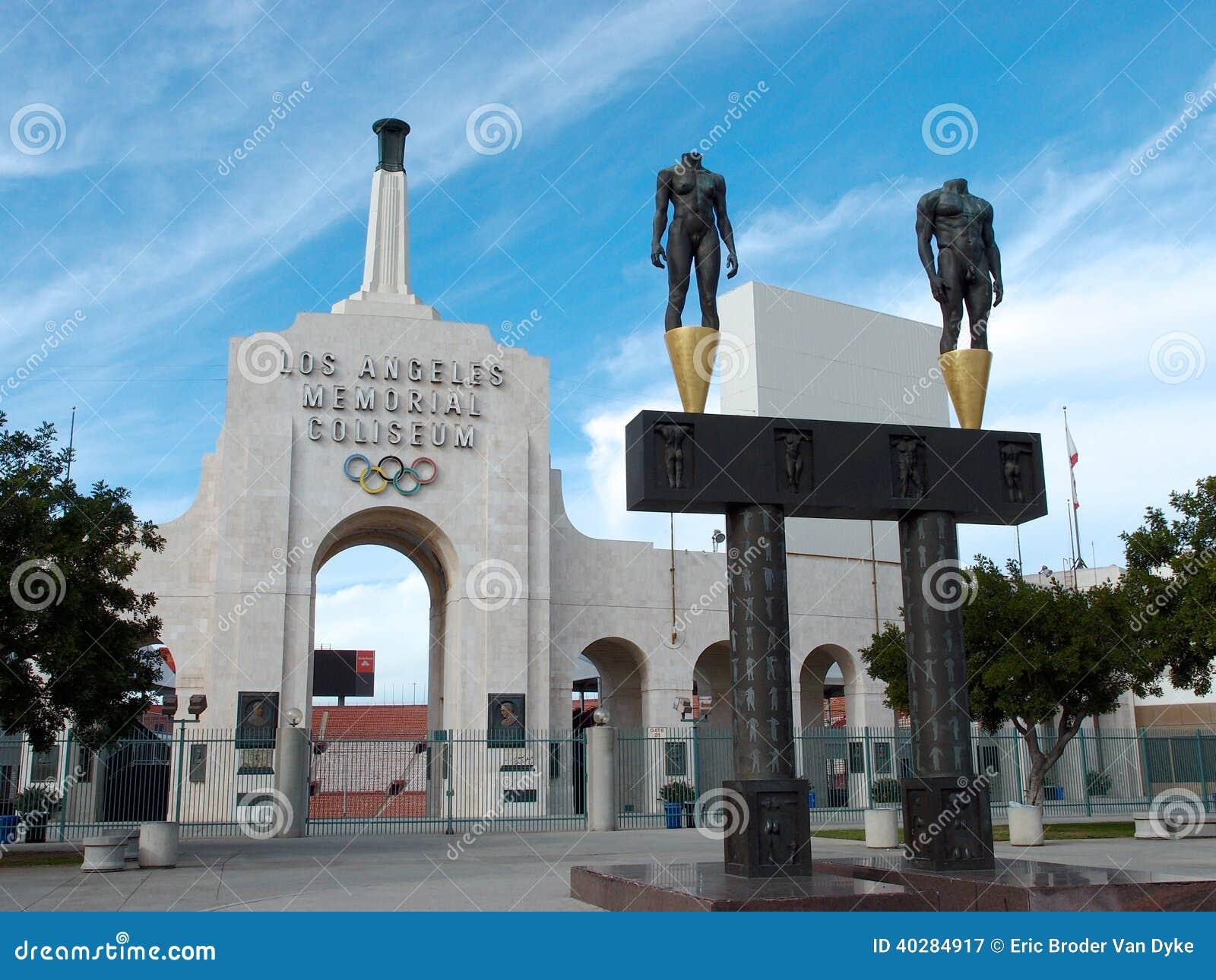 Колизей мемориала Лос-Анджелеса