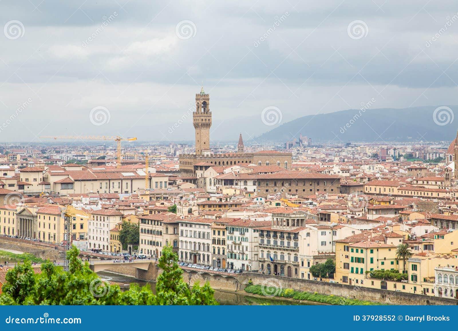 Колокольня над Флоренсом