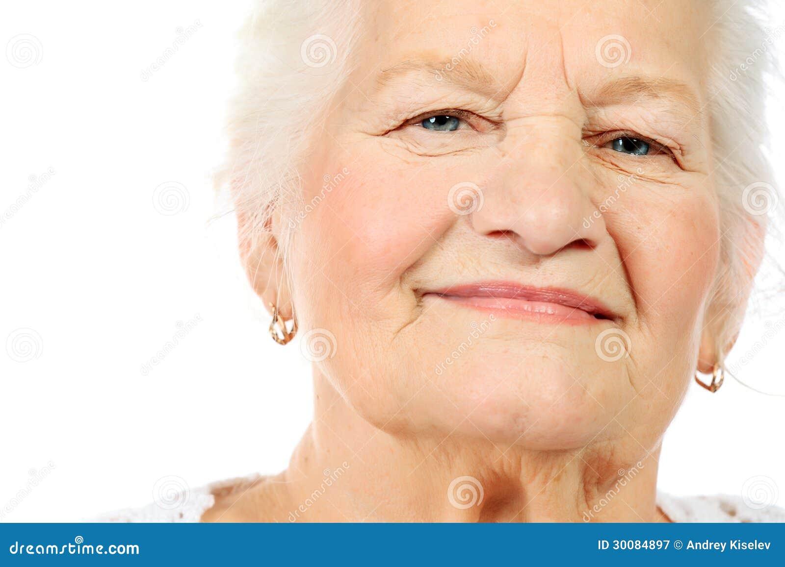 Как сделать бабушку красивой