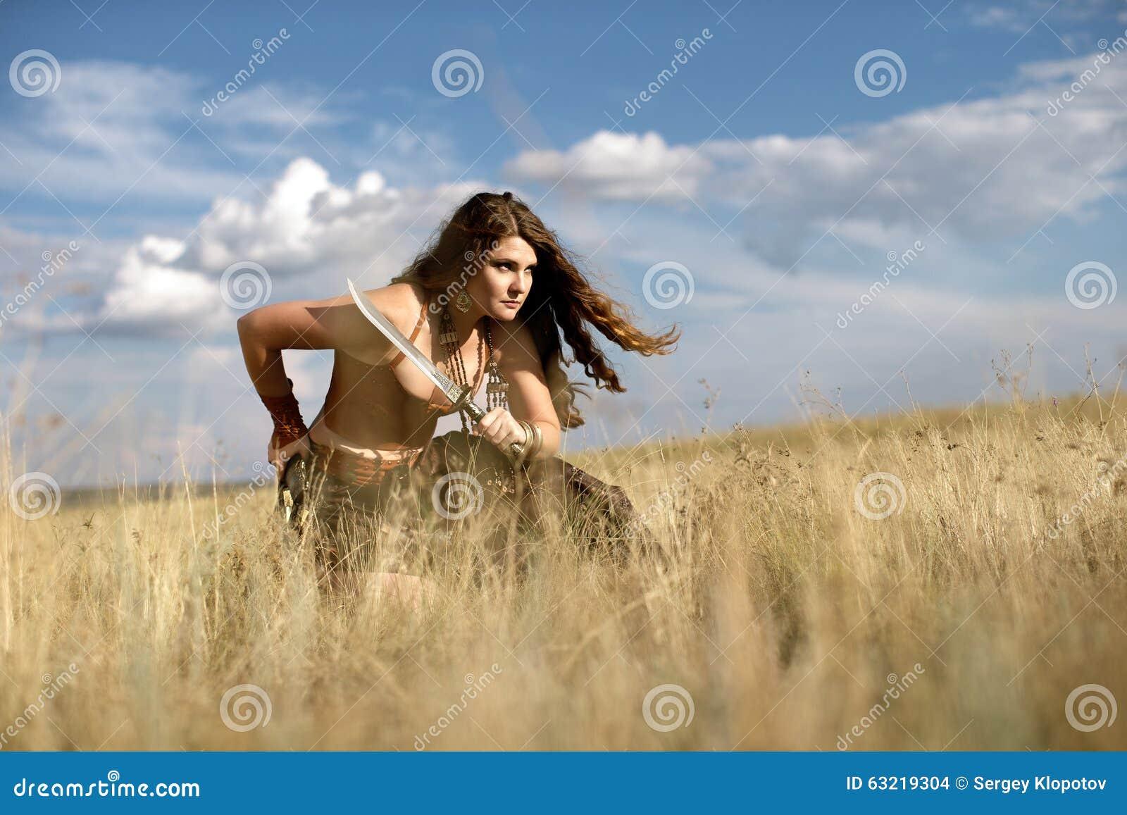 Красивые девушки с загаром амазонки фото 4-865