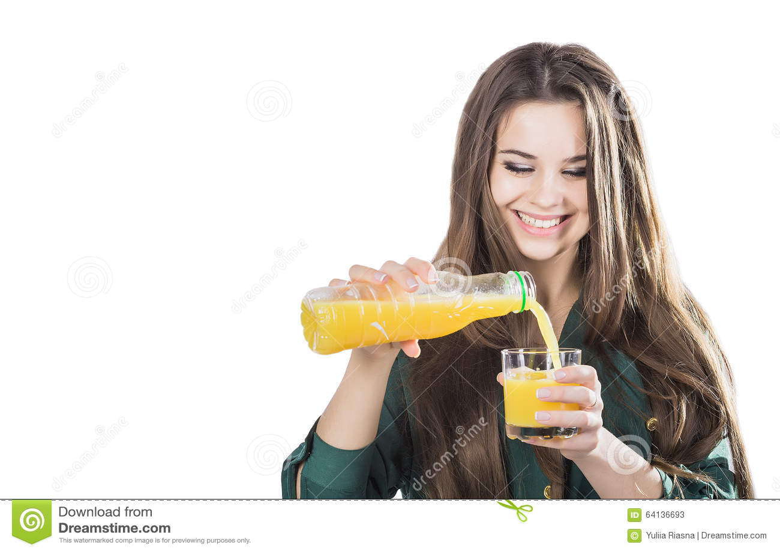 Апельсинова девушка