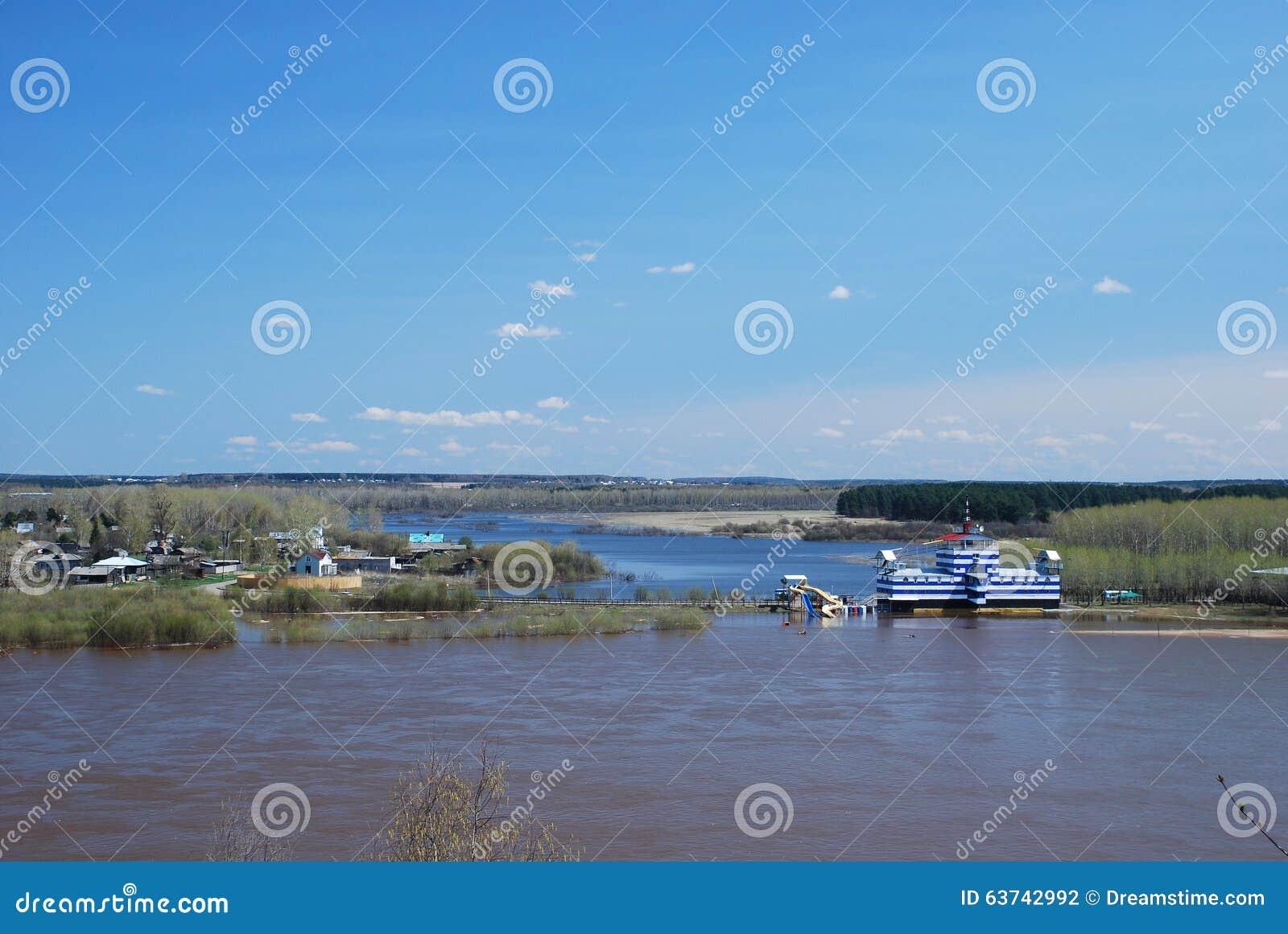 Красивая русская природа