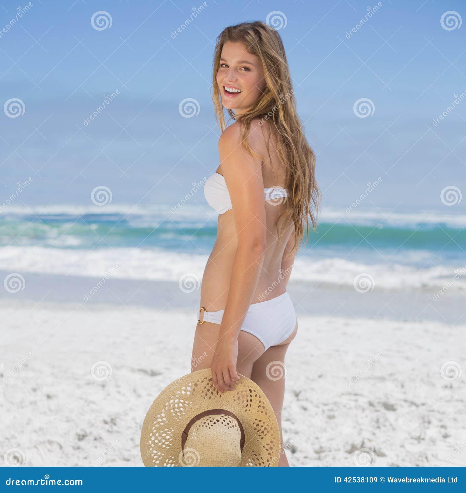 фото блондинок а я на море