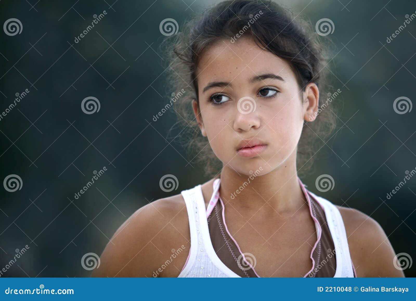 красивейшая девушка подростковая