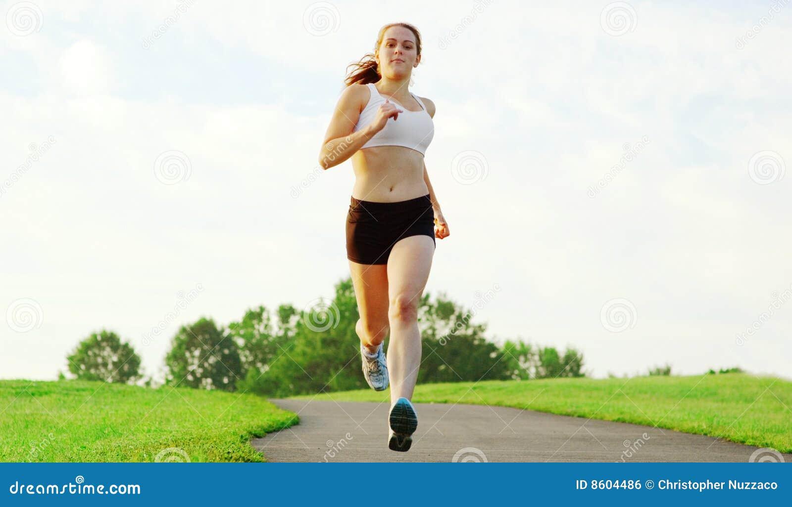красивейшая женщина бегунка