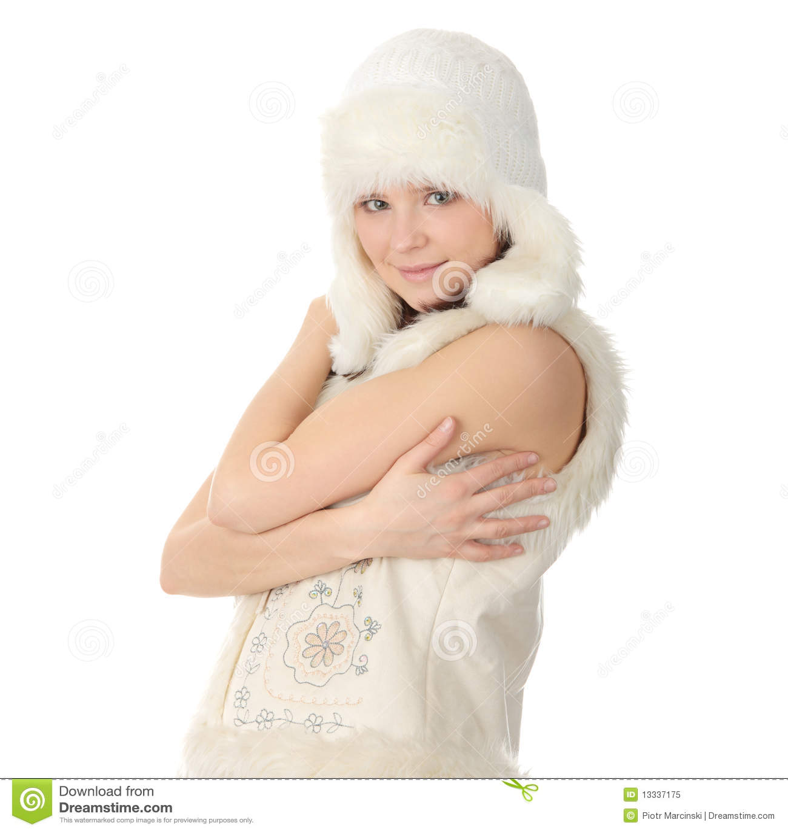 красивейшая кавказская женщина