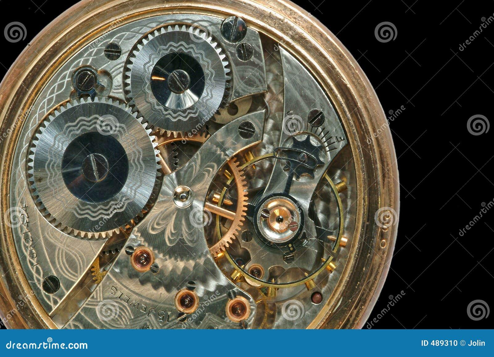 красивейшая машина часов старая