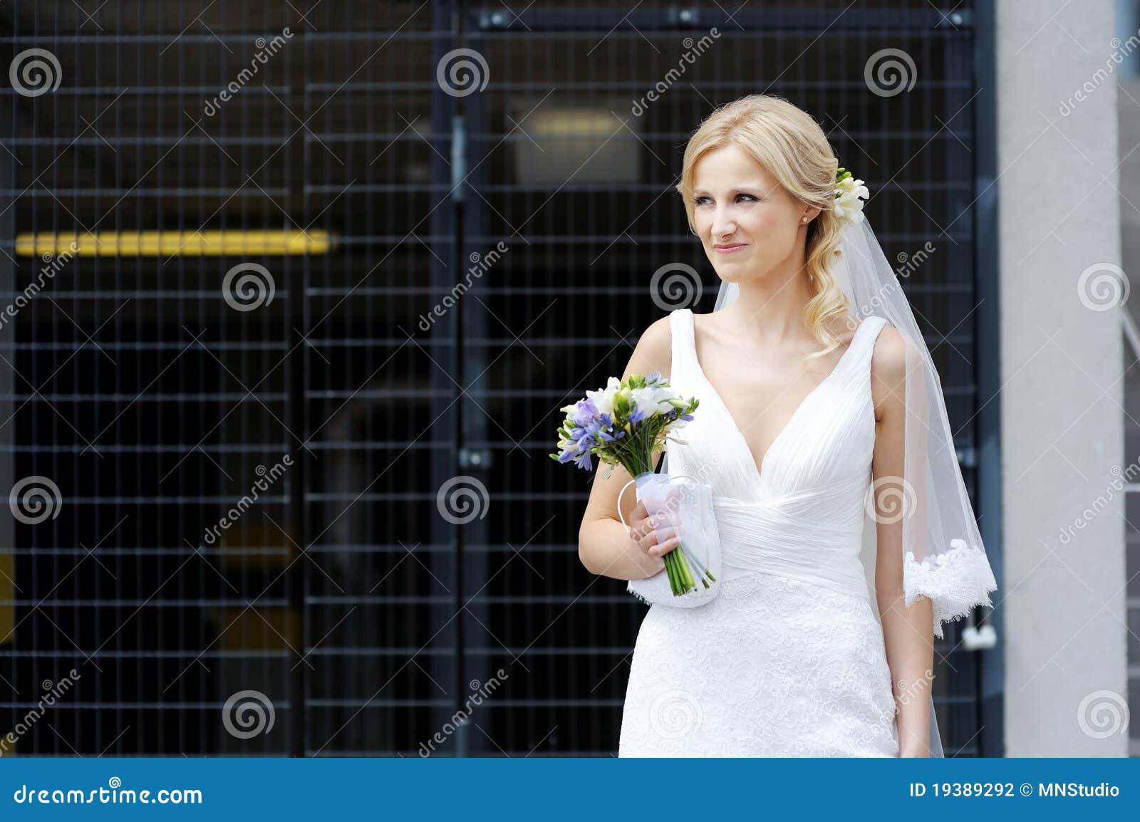 красивейшая невеста