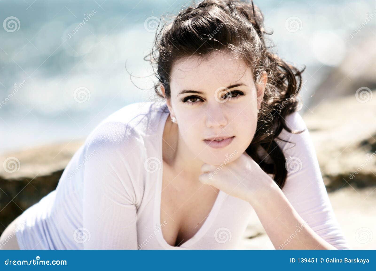 красивейшая помадка девушки