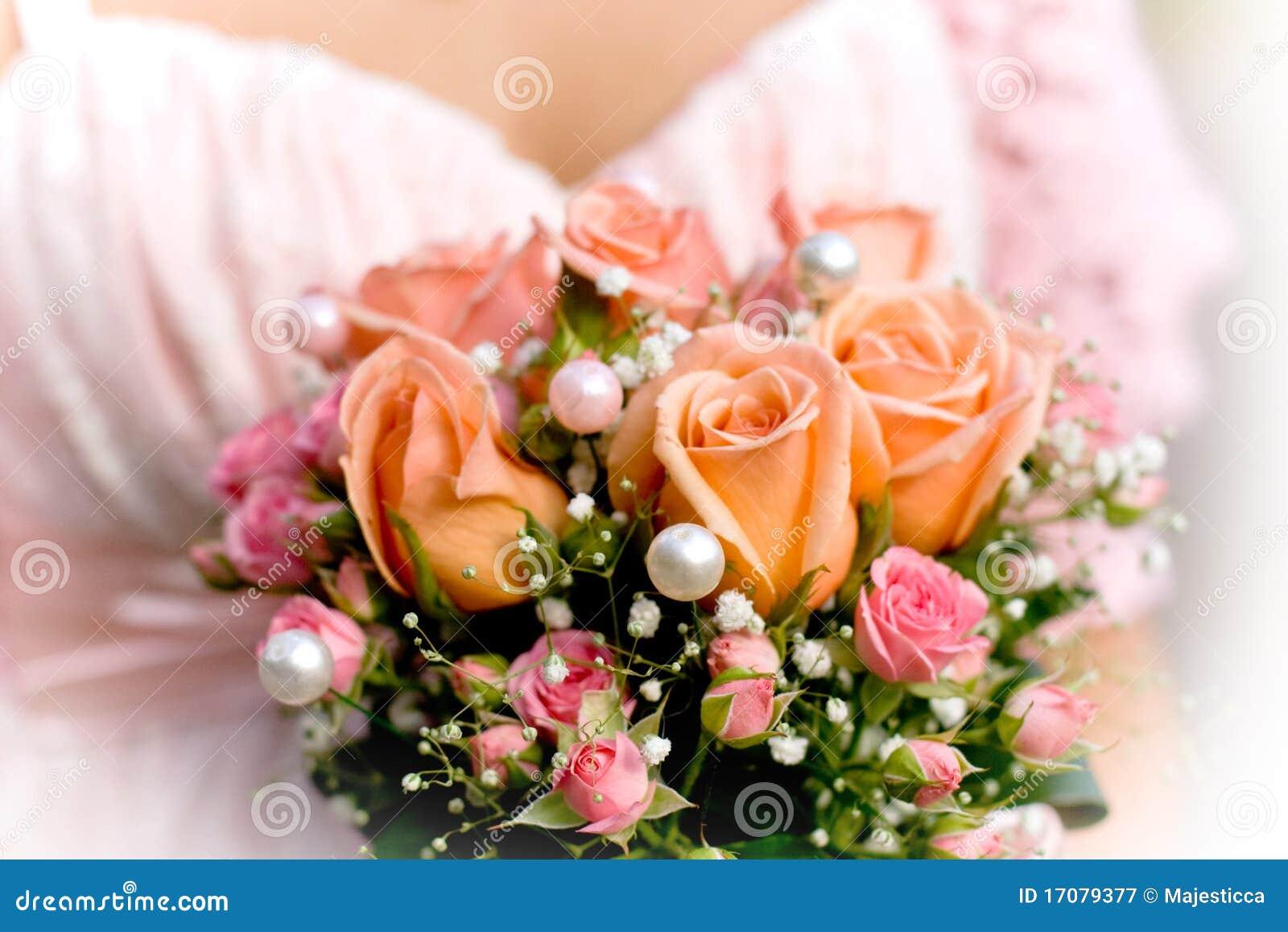 красивейшее венчание букета