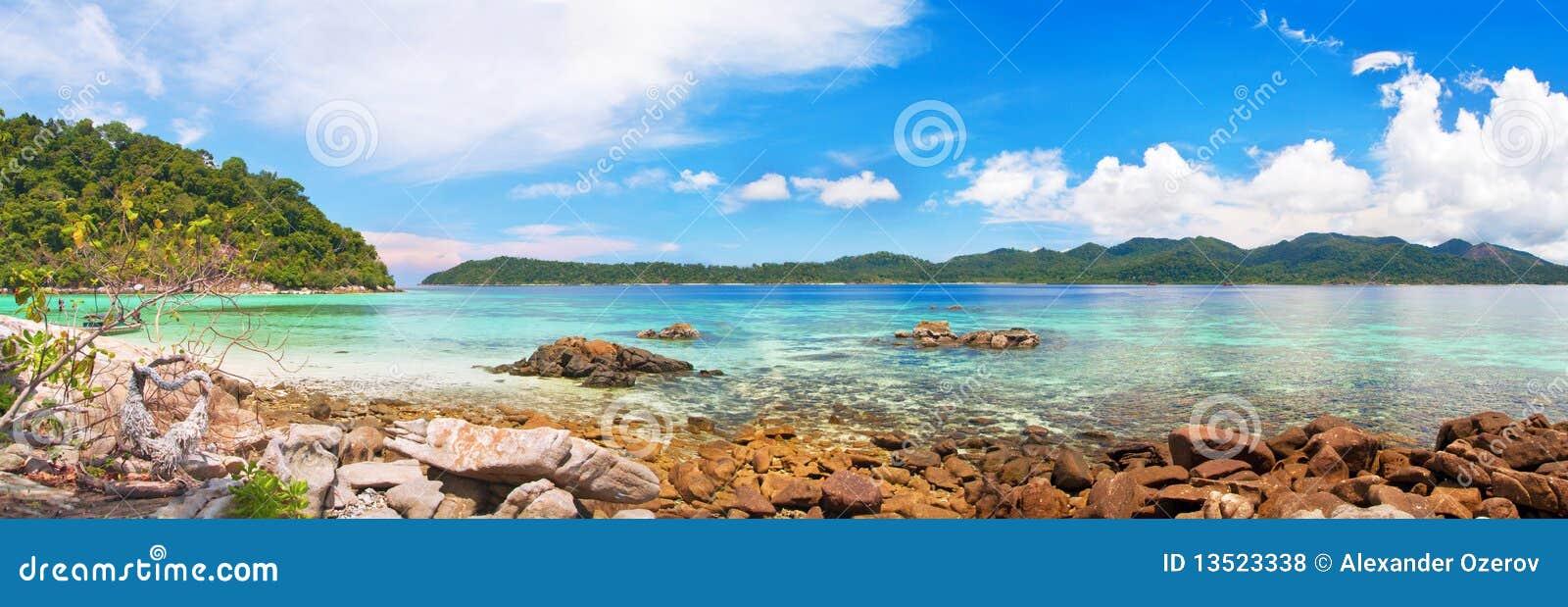 красивейшее море тропическое