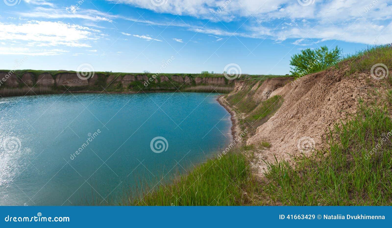 красивейшее озеро