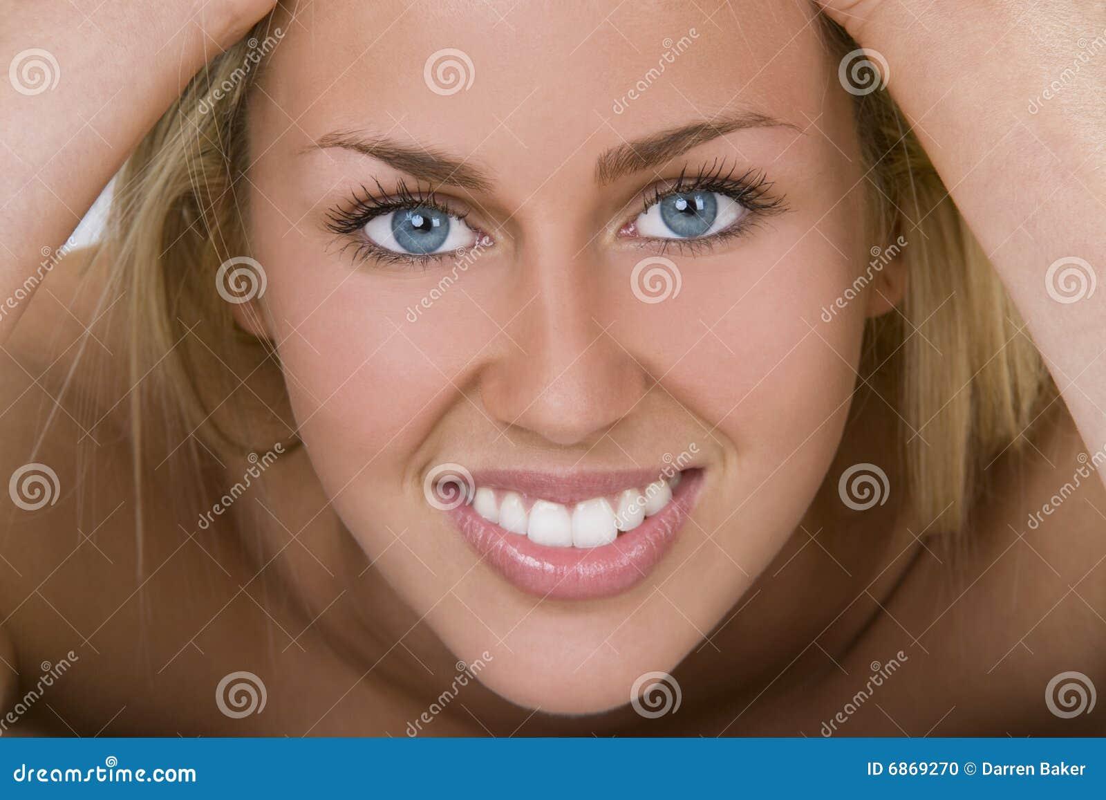 красивейше большинств усмешка