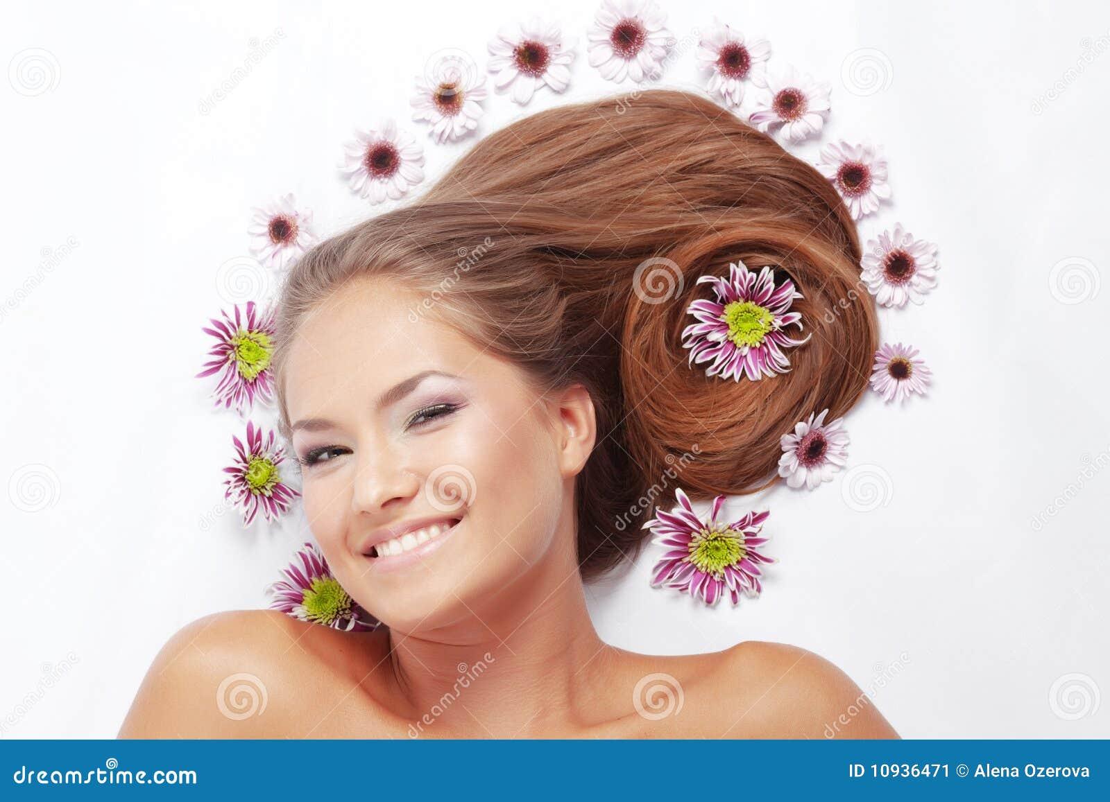 красивейшие волосы
