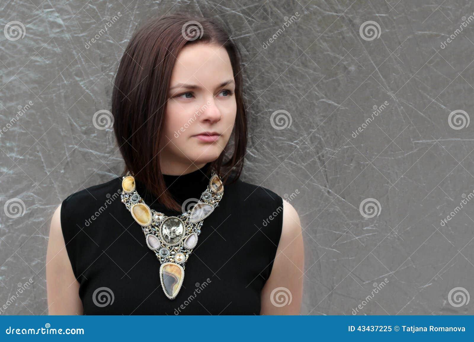красивейшие детеныши женщины портрета