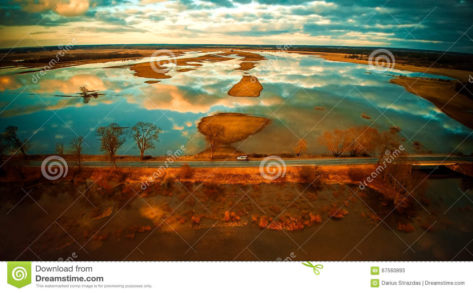 красивейший пейзаж