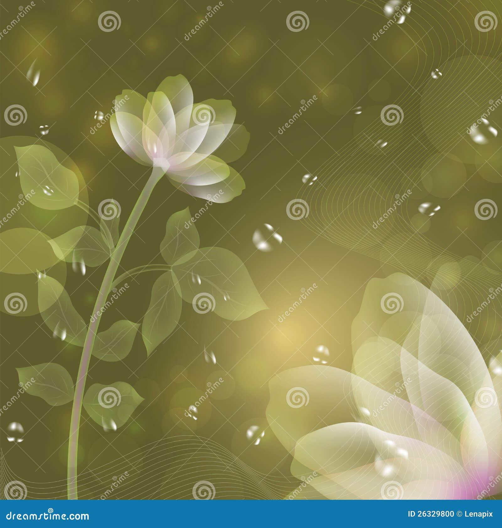 Красивейший цветок фантазии