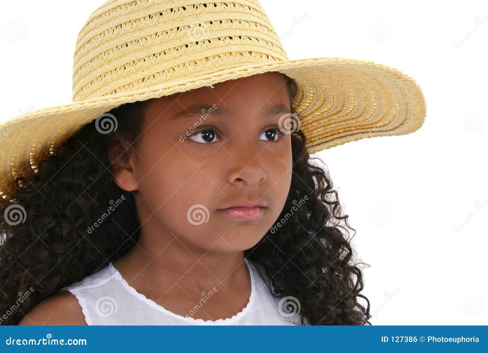 красивейший шлем девушки старый над желтым цветом года 6 белизн