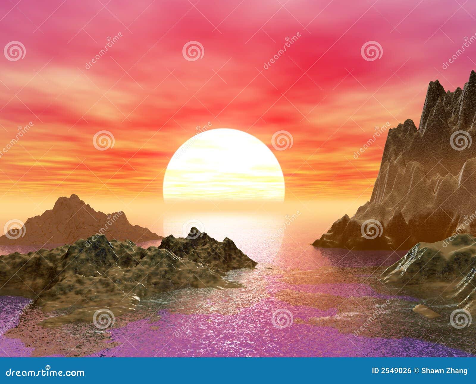 красивейший seascape