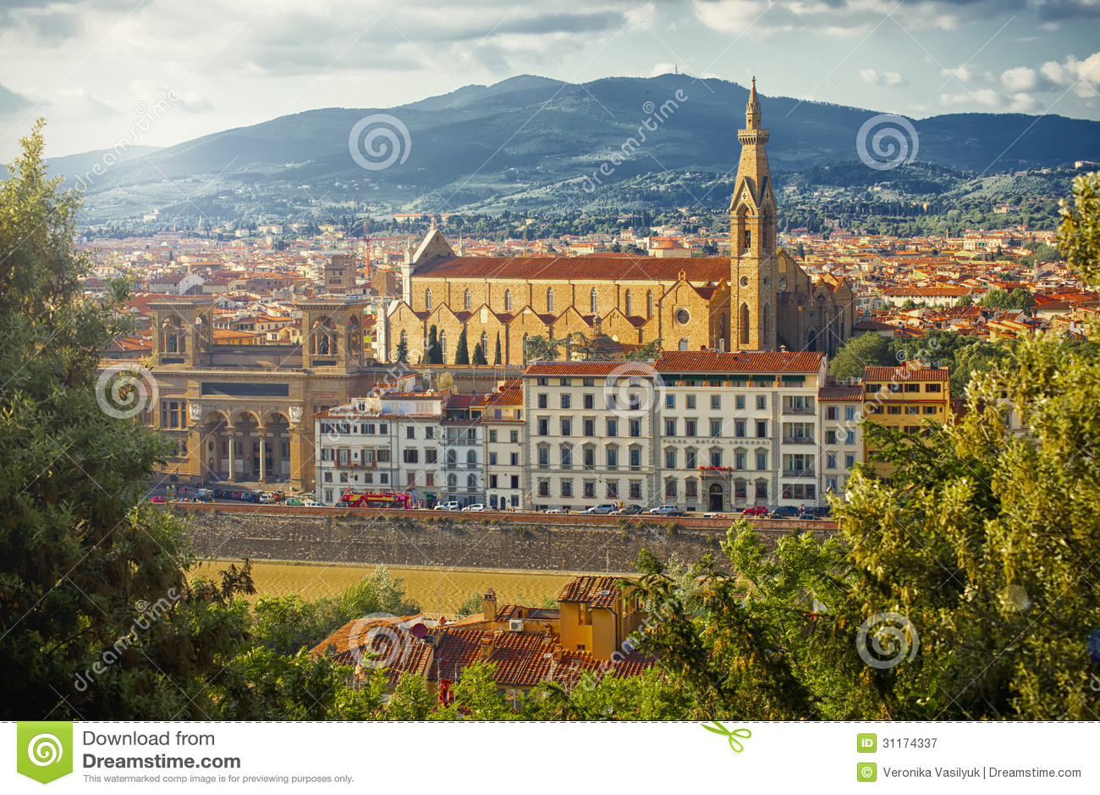 Красивое Флоренс