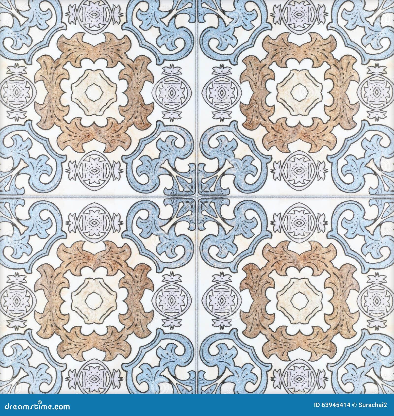 Красивые картины керамических плиток handcraft