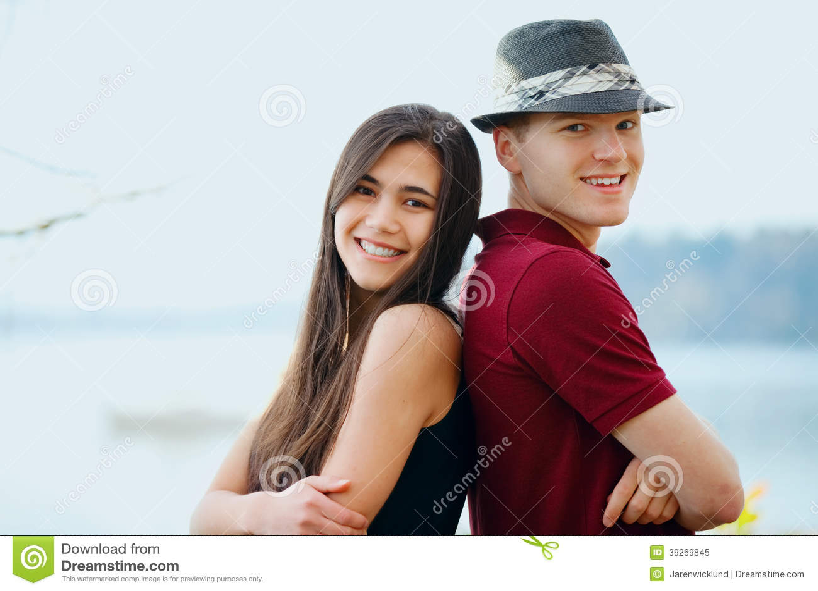межрасовые пары красивые фото