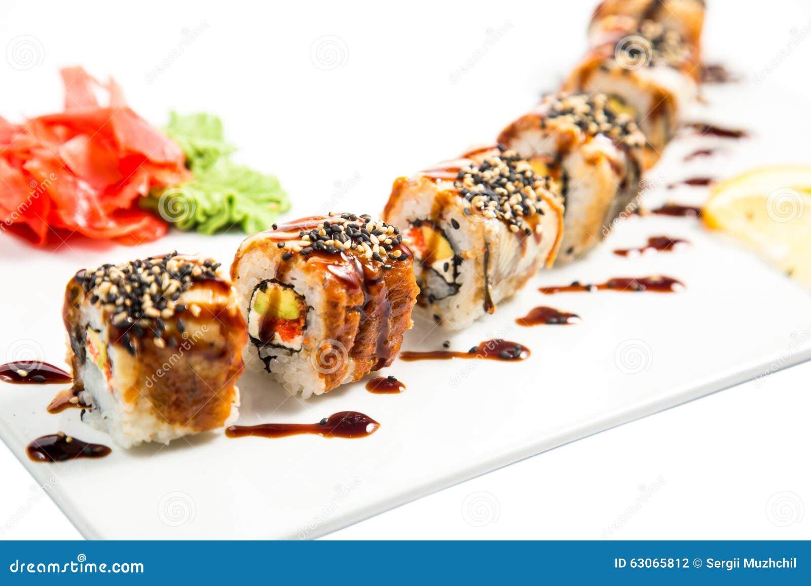 фото суши красивые
